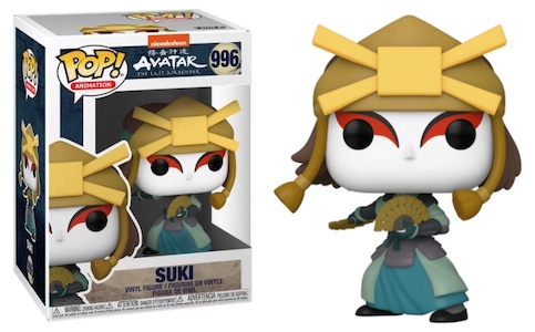 Ultimate Funko Pop Avatar The Last Airbender Figures Gallery and Checklist 18