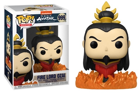 Ultimate Funko Pop Avatar The Last Airbender Figures Gallery and Checklist 21