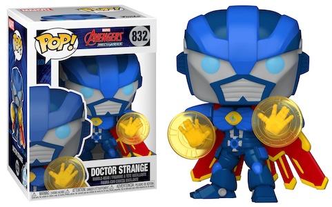 Funko Pop Avengers Mech Strike Figures 6
