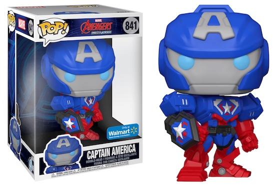 Funko Pop Avengers Mech Strike Figures 11
