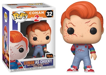 Ultimate Funko Pop Conan O'Brien Figures Checklist and Gallery 32