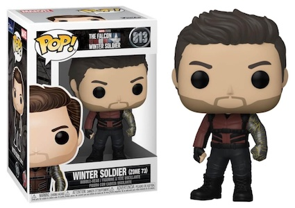 Funko Pop Falcon and the Winter Soldier Figures 6