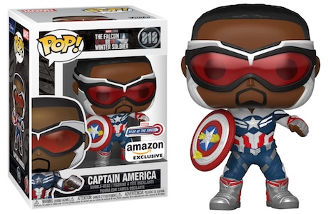 Funko Pop Falcon and the Winter Soldier Figures 11