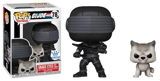 Ultimate Funko Pop G.I. Joe Figures Gallery and Checklist 20