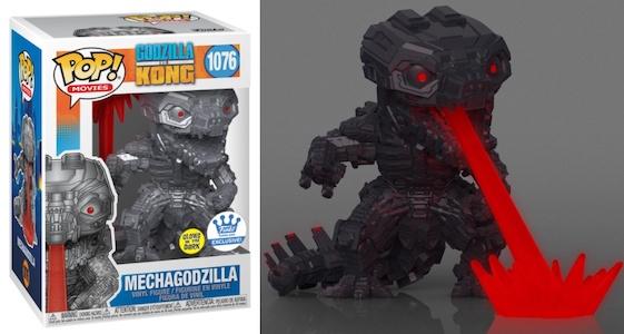 Funko Pop Godzilla vs. Kong Figures 13