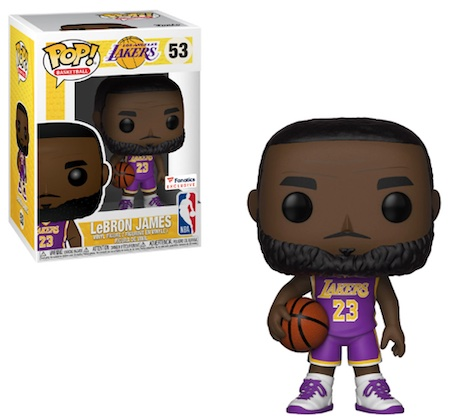 Ultimate Funko Pop LeBron James Figures Gallery and Checklist 6