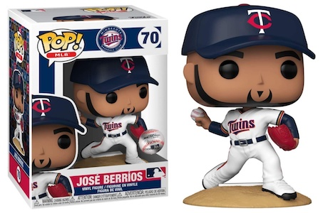 Ultimate Funko Pop MLB Baseball Figures Checklist and Gallery - 2021 MLB Series 7 Set 89
