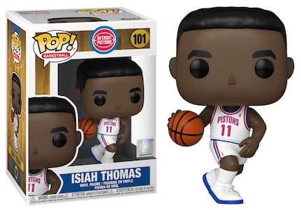 Ultimate Funko Pop Basketball Figures Gallery and Checklist 109