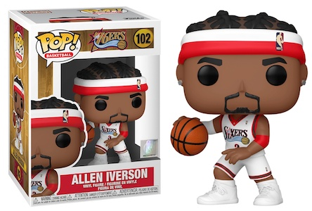 Ultimate Funko Pop Basketball Figures Gallery and Checklist 110