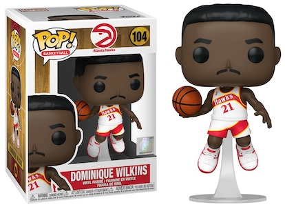 Ultimate Funko Pop Basketball Figures Gallery and Checklist 112