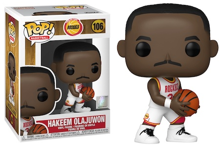 Ultimate Funko Pop Basketball Figures Gallery and Checklist 114