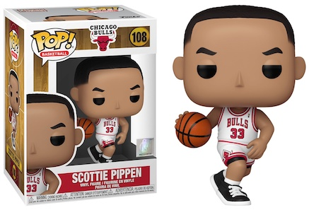 Ultimate Funko Pop Basketball Figures Gallery and Checklist 116