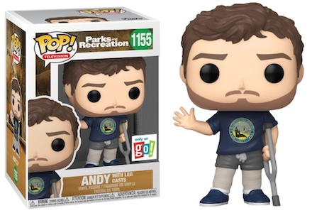 Ultimate Funko Pop Parks and Recreation Figures Gallery and Checklist 20