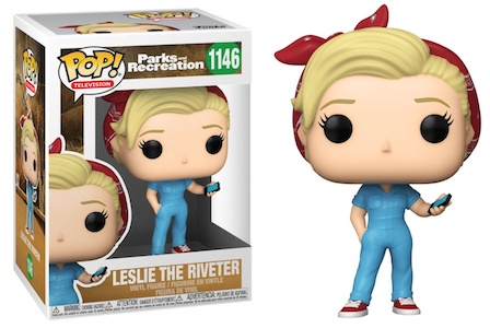 Ultimate Funko Pop Parks and Recreation Figures Gallery and Checklist 11