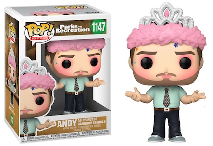 Ultimate Funko Pop Parks and Recreation Figures Gallery and Checklist 12