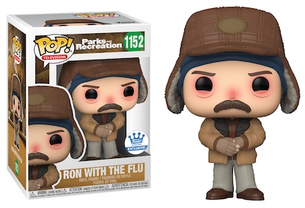 Ultimate Funko Pop Parks and Recreation Figures Gallery and Checklist 17