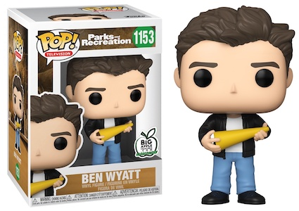 Ultimate Funko Pop Parks and Recreation Figures Gallery and Checklist 19