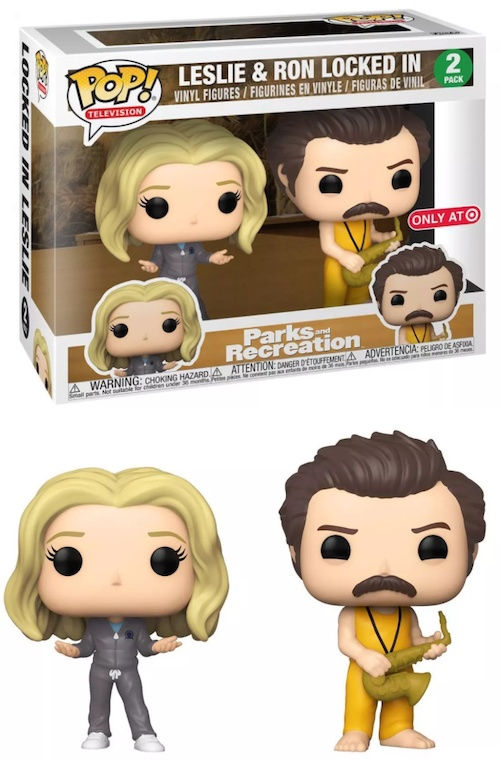 Ultimate Funko Pop Parks and Recreation Figures Gallery and Checklist 22