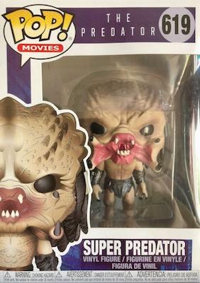 Ultimate Funko Pop Predator Figures Gallery and Checklist 8