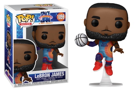 Ultimate Funko Pop LeBron James Figures Gallery and Checklist 11