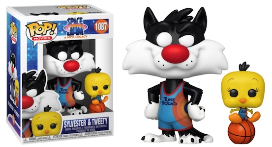 Funko Pop Space Jam Figures - A New Legacy Gallery and Checklist 13