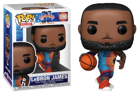 Ultimate Funko Pop LeBron James Figures Gallery and Checklist 12