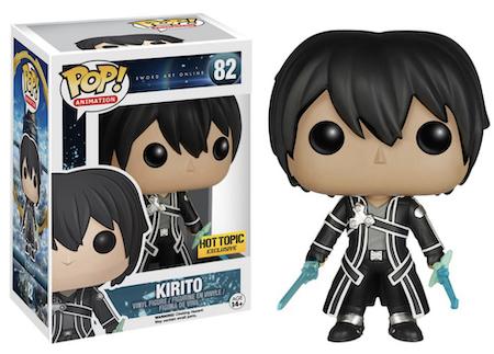 Funko Pop Sword Art Online Figures 3