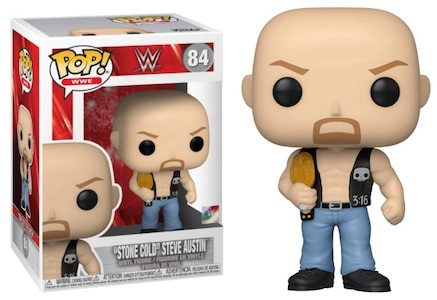 Ultimate Funko Pop WWE Wrestling Figures Checklist and Gallery 116