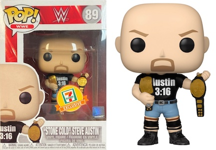 Ultimate Funko Pop WWE Wrestling Figures Checklist and Gallery 121