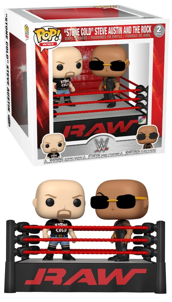 Ultimate Funko Pop WWE Wrestling Figures Checklist and Gallery 132