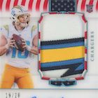 Hottest National Treasures Football Cards on eBay