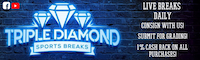 Triple Diamond Sports Breaks 200×60