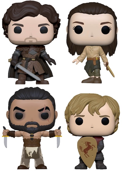 Ultimate Funko Pop Game of Thrones Figures Gallery and Checklist 113