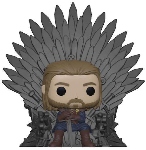 Ultimate Funko Pop Game of Thrones Figures Gallery and Checklist 116