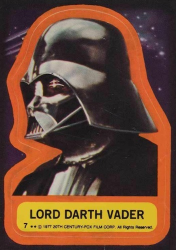 1977 Topps Star Wars Series 1 Trading Cards 5