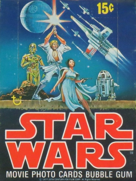 1977 Topps Star Wars Series 1 Trading Cards 6