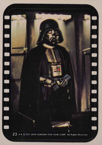 1977 Topps Star Wars Series 3 Trading Cards 5
