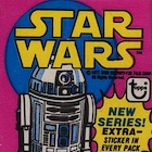 1977 Topps Star Wars Series 3 Trading Cards