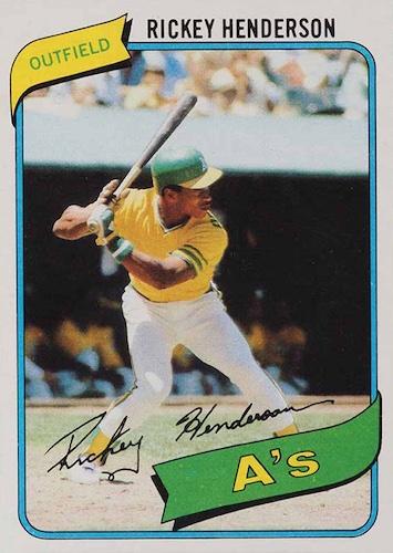 1980 Topps Baseball Cards 3