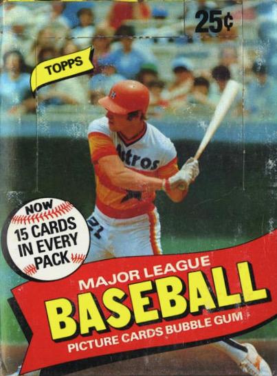 1980 Topps Baseball Cards 5