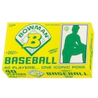 2021 Topps 1989 Bowman X Keith Shore Baseball Cards