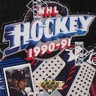 1990-91 Upper Deck Hockey Cards