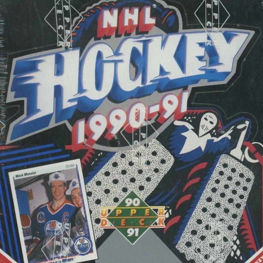 1990 91 Upper Deck Hockey Cards 850 thumb.