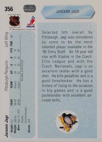 1990-91 Upper Deck Hockey Cards 4