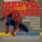 1991 Impel Marvel Universe Series II Trading Cards