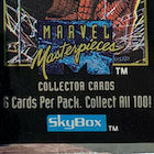 1992 SkyBox Marvel Masterpieces Trading Cards