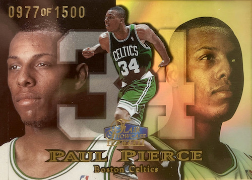 Ultimate Paul Pierce Rookie Cards Gallery and Checklist 4
