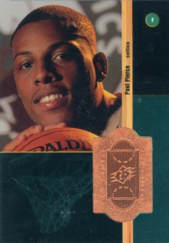 Ultimate Paul Pierce Rookie Cards Gallery and Checklist 11