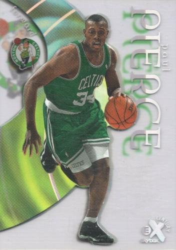 Ultimate Paul Pierce Rookie Cards Gallery and Checklist 7