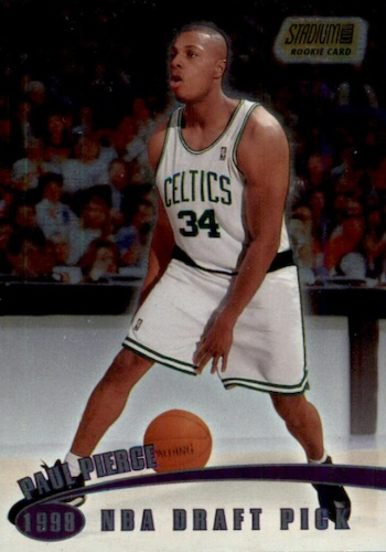 Ultimate Paul Pierce Rookie Cards Gallery and Checklist 15